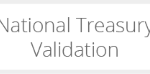 NationalTreasuryValidation